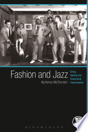 Fashion And Jazz Book
