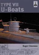 Type VII U Boats