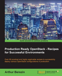 Production Ready OpenStack   Recipes for Successful Environments