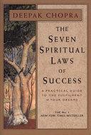 The Seven Spiritual Laws of Success Book PDF