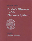 Brain s Diseases of the Nervous System Book