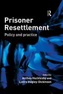 Prisoner Resettlement [Pdf/ePub] eBook