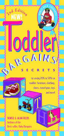Toddler Bargains Book