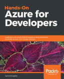 Hands On Azure for Developers