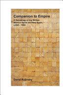 Companion to Empire