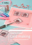 Cardmaking  Collins Need to Know