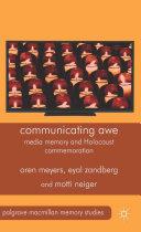 Pdf Communicating Awe