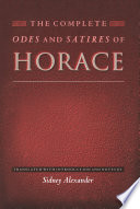 Read Online The Complete Odes and Satires of Horace For Free