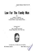 Law for the Family Man
