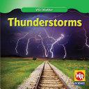 Thunderstorms [Pdf/ePub] eBook