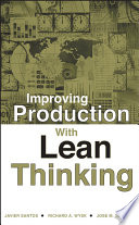 Improving Production With Lean Thinking PDF