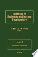 A The Terrestrial Environment Book PDF
