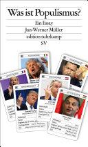 Was ist Populismus?: Ein Essay