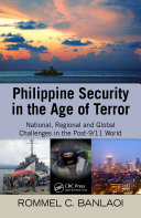 Pdf Philippine Security in the Age of Terror Telecharger