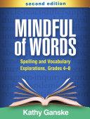 Mindful of Words, Second Edition [Pdf/ePub] eBook