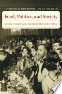 Food Politics And Society Book PDF