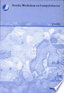 Nordic workshop on Campylobacter : report from a workshop in Copenhagen November 1997.