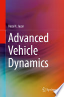 Advanced Vehicle Dynamics Book