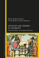 Pdf Textiles and Gender in Antiquity Telecharger