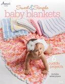 Sweet & Simple Baby Blankets