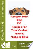 Pamper Your Dog Book PDF