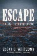 Escape from Corregidor Pdf/ePub eBook
