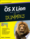 Mac Os X Lion All In One For Dummies