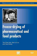 Freeze drying of Pharmaceutical and Food Products
