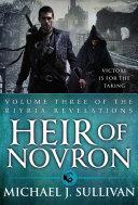 Heir of Novron Pdf