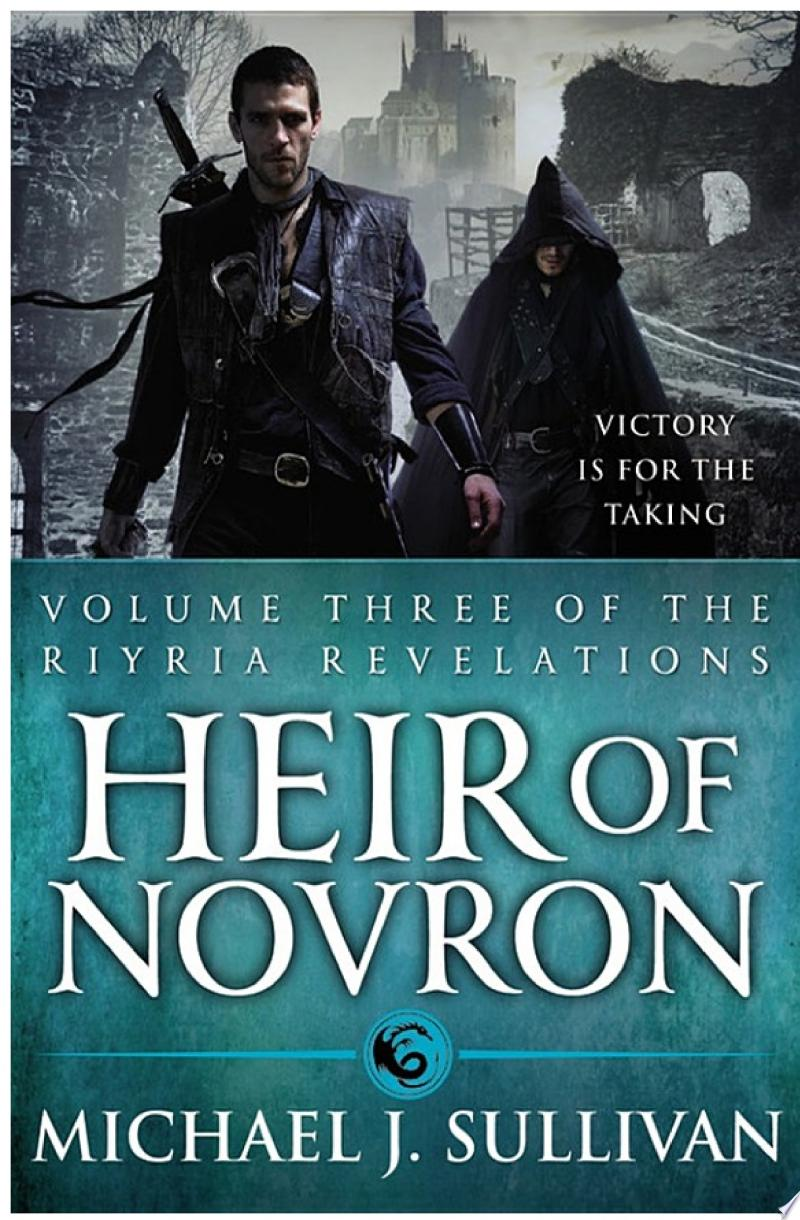 Heir of Novron image