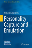 Pdf Personality Capture and Emulation Telecharger