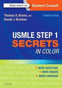 USMLE Step 1 Secrets in Color Book PDF