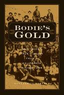 Bodie's Gold ebook