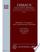 Reliability of Computer and Communication Networks Book