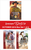 Harlequin Desire October 2016 - Box Set 1 of 2