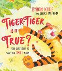 Tiger-Tiger, Is It True? Pdf/ePub eBook