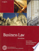 """Business Law"" by Keith Abbott, Norman Pendlebury, Kevin Wardman"