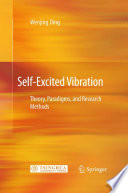 Self Excited Vibration Book PDF