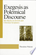 Exegesis as Polemical Discourse