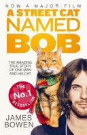 A Street Cat Named Bob banner backdrop