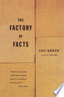 The Factory of Facts Book PDF