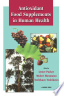 Antioxidant Food Supplements in Human Health