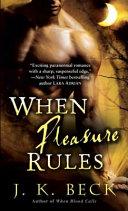 Pdf When Pleasure Rules