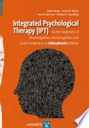 Integrated Psychological Therapy  IPT