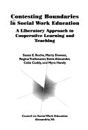 Contesting Boundaries in Social Work Education
