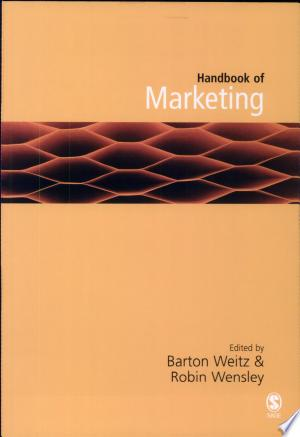 Download Handbook of Marketing Free Books - Dlebooks.net