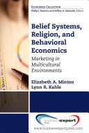 Belief Systems  Religion  and Behavioral Economics