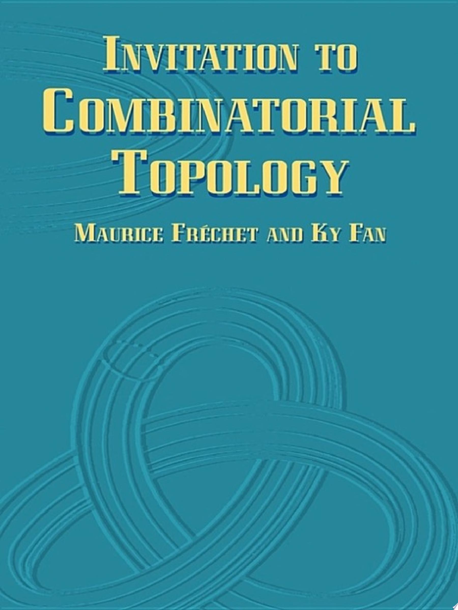 Invitation to Combinatorial Topology