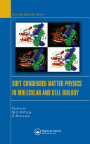 Soft Condensed Matter Physics in Molecular and Cell Biology [Pdf/ePub] eBook