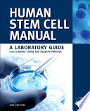 Human Stem Cell Manual Book PDF
